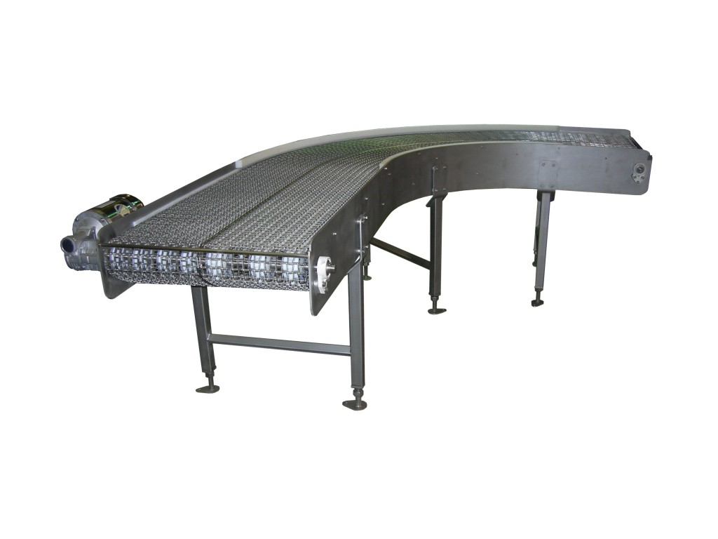 Turn conveyor