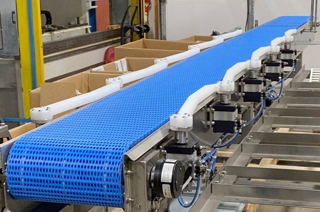 TackIQ Sorting Conveyor