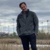 Bill Z engineer at Eaglestone photo outdoors