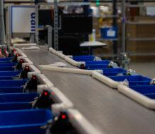 TrackIQ Sorting Conveyor™